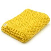 Otto & Spike - Brioche Gold Bassinet Blanket