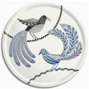 Ary Trays - Love Birds Round Tray 49cm