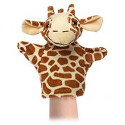 The Puppet Company - My First Giraffe Puppet