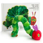 Book - Very Hungry Caterpillar Book & Toy Gift Set