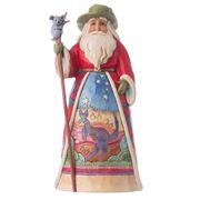 Heartwood Creek - Australian Santa Figurine