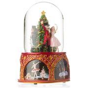 Roman Christmas - Christmas Nutcraker Snow Globe