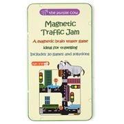 Purple Cow - Magnetic Traffic Jam Travel Game