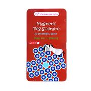Purple Cow - Magnetic Peg Solitare Travel Game