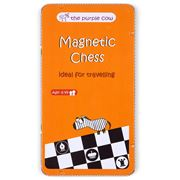 Purple Cow - Magnetic Chess Travel Game
