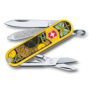 Victorinox - Classic Limited Ed Clockwork Swiss Army Knife