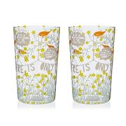 Rob Ryan - There Is Only Time Tumbler Set 2pce