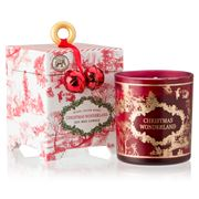 Michel Design - Christmas Wonderland Small Soy Wax Candle