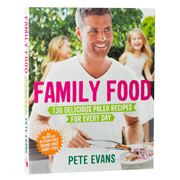 Book - Pete Evans Family Food
