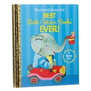 Book - Richard Scarry's Best Little Golden Books Ever!