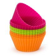 Lekue - Small Muffin Cup Set 12pce