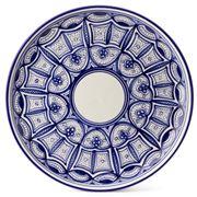 Le Souk Ceramique - Qamara Round Platter