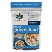 Brookfarm - Paleo Macadamia Powerfood with Coconut 330g