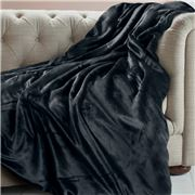 Brogo - Luxe Supersoft Micro Mink Blanket Ink