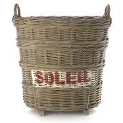 Maison - French Vineyard Rattan Oval Soleil Basket