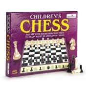 Creative's - Children's Chess Kit