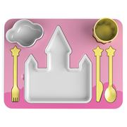 Doiy - Princess Dinner Set