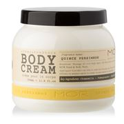 Mor - Correspondence Quince Persimmon Body Cream