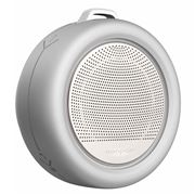 Xoopar - Splash Silver Waterproof Bluetooth Speaker