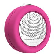 Xoopar - Splash Pink Waterproof Bluetooth Speaker