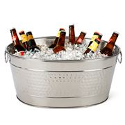 Peter's - Stainless Steel Small Party Tub