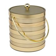 Mr Ice Bucket - Gold Barrel Ice Bucket