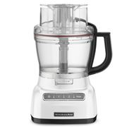 KitchenAid - KFP1444  Frosted Pearl Food Processor