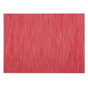Chilewich - Bamboo Poppy Placemat