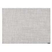Chilewich - Basketweave Placemat White/Silver