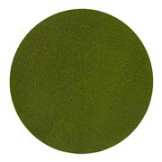 Chilewich - Indoor/Outdoor Green Round Shag Dot Mat