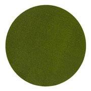 Chilewich - Indoor/Outdoor Green Round Shag Dot Mat