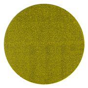 Chilewich - Indoor/Outdoor Round  Shag Dot Citron Mat
