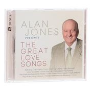 Sony - CD Alan Jones Presents Great Love Songs