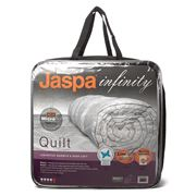 Jaspa Infinity - Super King MicroPol Quilt