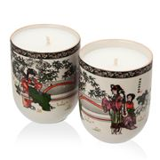 Oleria Emporium - Oriental Candle Set 2pce