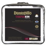 Dunlopillo - Temprakon King White Duck Down Quilt