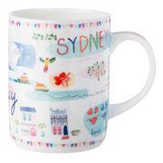 Ashdene - Australia Down Under Sydney Mug