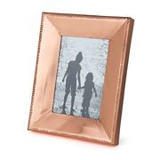OneWorld - Shiny Copper Photo Frame 10x15cm