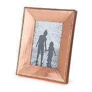 OneWorld - Shiny Copper Photo Frame 10x15cm