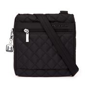 Hedgren - Diamond Touch Karen Shoulder Bag Black