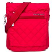 Hedgren - Diamond Touch Karen Bull Red Shoulder Bag