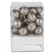 Delight Decor - Chain Maroq Silver Grand Lights