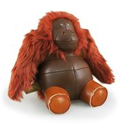 Zuny - Classic Orangutan Tan Bookend