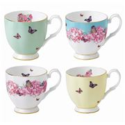 Royal Albert - Miranda Kerr Mixed Mug Set 4pce