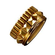 Waterford - Rebel Gracie Medium Gold Ring