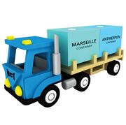 New Classic Toys - Harbour Line Container Truck