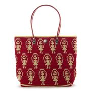Skipping Girl - Skipper Red & Cream Carry All Bag