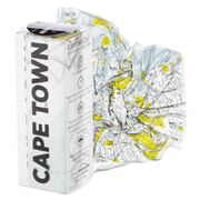 Palomar - Crumpled City Map Cape Town