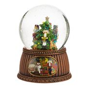 Roman Christmas - Christmas Nutcracker Glitterdome