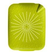 New Soda - SinkStation Lime Green Flat Colander